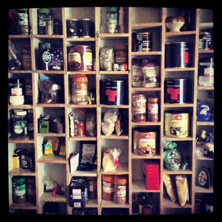 jars-and-tins-in-shelf