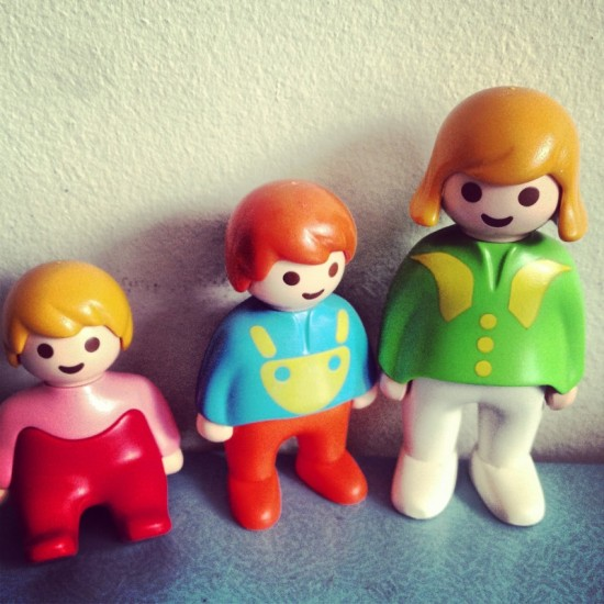 Playmobil-figures