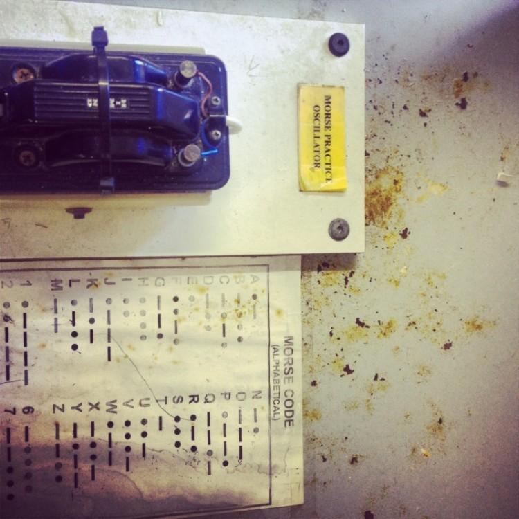 Morse-Code-Oscillator-and-Key
