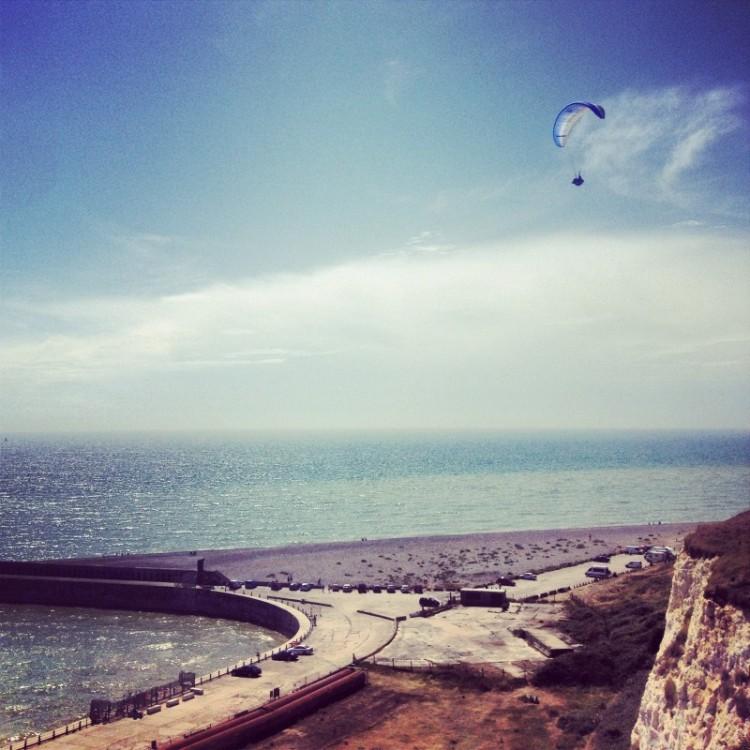 hang-glider-over-a-beach