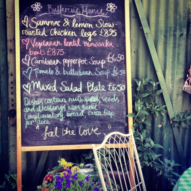 chalk-board-menu