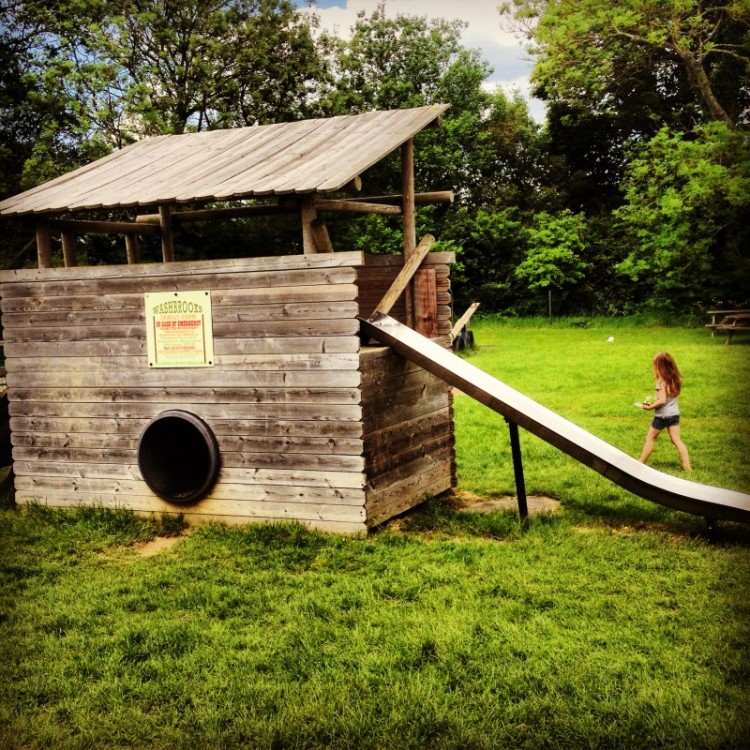 climbing-frame-and-slide