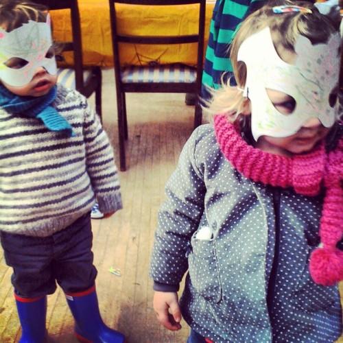 children-in-halloween-masks