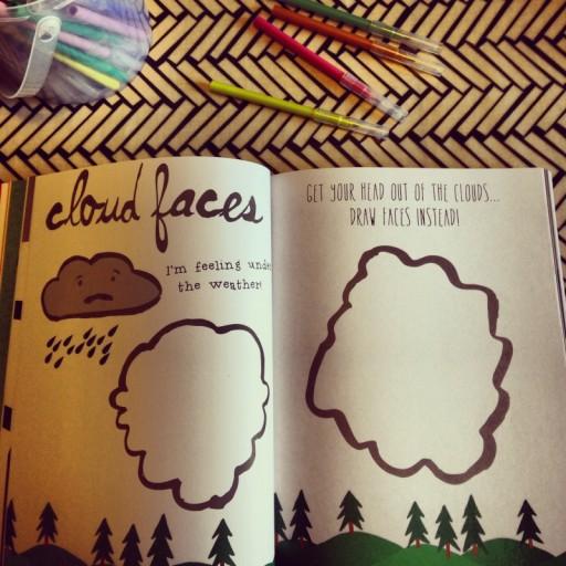 cloud-faces