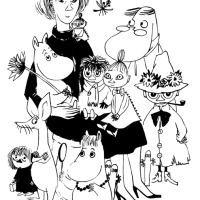 A Moomin Great Celebration of Tove Jansson's 100th Anniversary