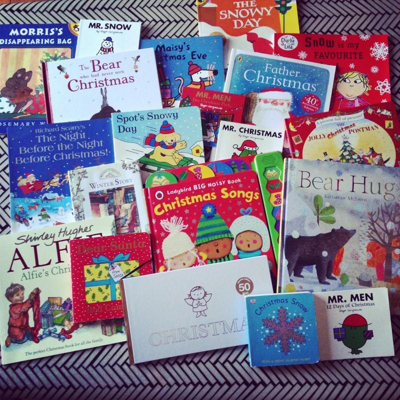 Creating a Book Advent Calendar (Or: How I Collated 25 Christmas ...