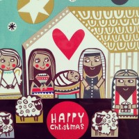 Perfect Guests: Leigh Hodgkinson Presents Her Sticker Advent Calendar