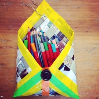Guest Post: Weave a Wonder Box – Easy Craft 'Makes' for Kids by The Artworks