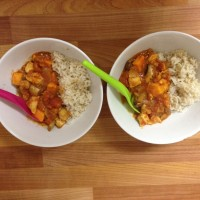 Guest Post: Food for the Fam – Mugs Gohl's Chicken curry with lentils (and whatever vegetables you want to sneak in)