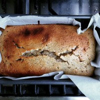 Food for the Fam: Anna Jones's Coconut Vanilla Loaf from 'A Modern Way to Eat' (Slightly Adapted)