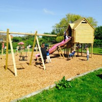 Pubs with Playgrounds: The Barley Mow, Selmeston, East Sussex