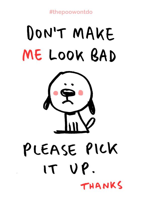 Bad DogA4