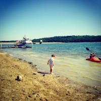 Waterside Nostalgia: Bewl Water Country Park, Lamberhurst, Kent