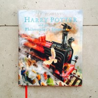 A Book for Christmas: Beautiful Illustrated Version of 'Harry Potter and the Philosopher's Stone' (With Special LL Discount at Bags of Books, Lewes)